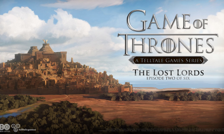 TellTale Releases First Look at Second Episode of Game of Thrones