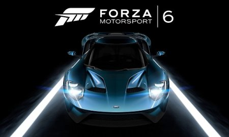 Go Behind The Scenes of Forza Motorsport 6 and the Ford GT