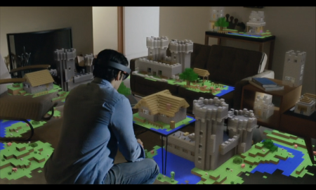Peter Molyneux Warns Microsoft Against Overselling the Hololens