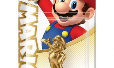 Nintendo May Be Releasing Gold and Silver Variants of a Mario Amiibo
