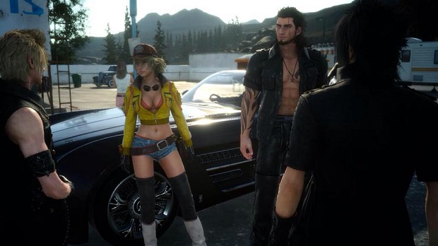 Final Fantasy XV: Episode Duscae - A Look Behind the Curtain