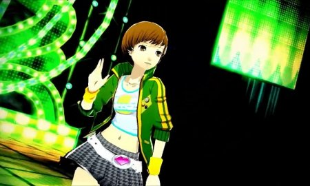 Chie Hits the Dance Floor in Latest Persona 4: Dancing All Night Trailer