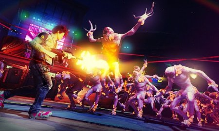 Sunset Overdrive's Final DLC Will Come on April Fool's Day