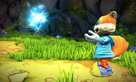 Conker Assets for Project Spark Coming Next Month, Includes Story Content