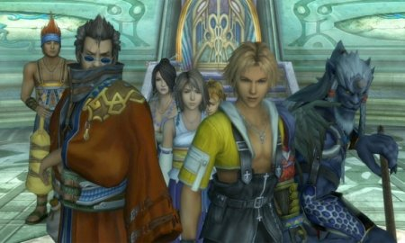 Square releases new Final Fantasy X|X-2 trailer to celebrate PS4 port