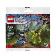 LJW_LEGO Dino Trap_Mini Set