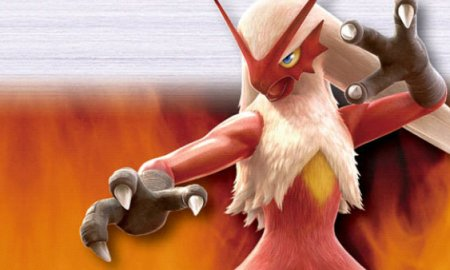 Blaziken will come to Pokken Tournament in an update next month