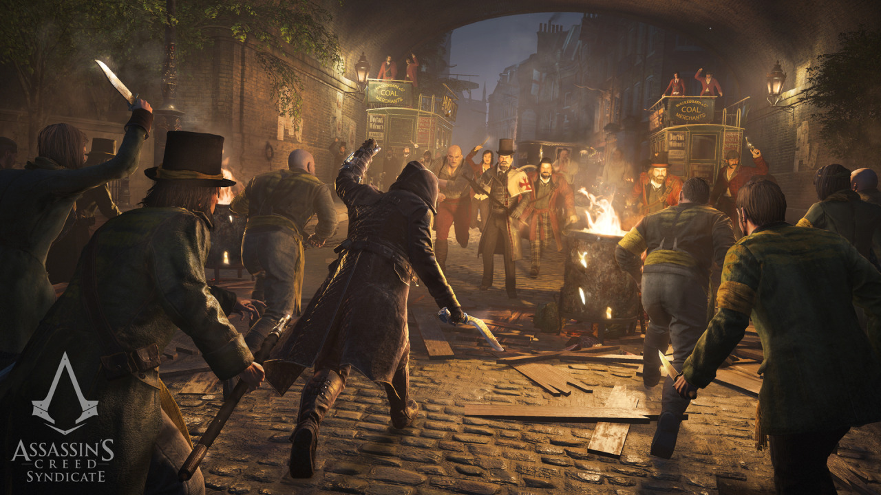 The Frye Siblings Inspire An Uprising In Latest Assassin S Creed