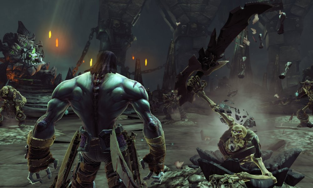Darksiders II: Deathinitive Edition — hello again, pale rider