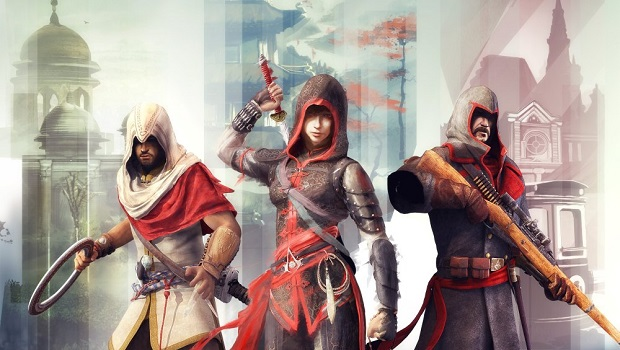 Assassin S Creed Chronicles Is Coming To Vita Will Conclude Next