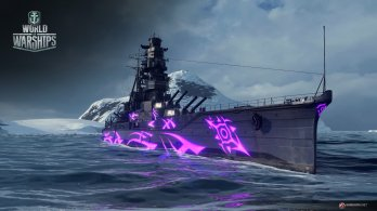 WoWS_Screens_Arpeggio_of_Blue_Steel_Ars_Nova_Kongo_Kongosister_Image_03