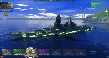 WoWS_Screens_Arpeggio_of_Blue_Steel_Ars_Nova_Yokosuka_Port_Image_03