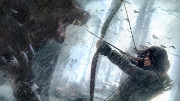 Rise of the Tomb Raider on PC is a technical triumph