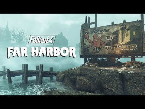 Explore Far Harbor In A New Fallout 4 Dlc Preview Video Gaming Trend