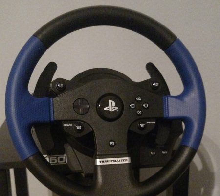 Racing hardware evolved – Thrustmaster T150 wheel review