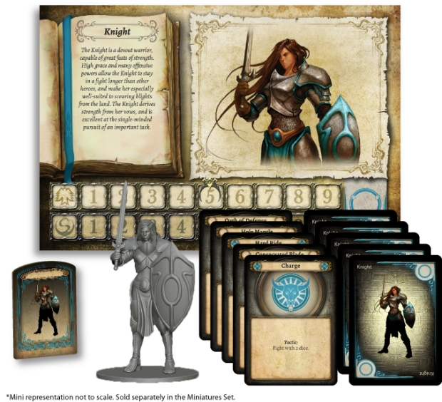 Heroes Components