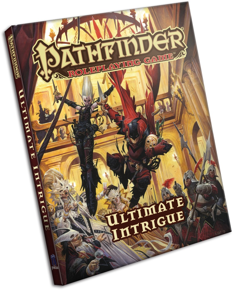 Vigilantes and Intrigue Released for Pathfinder RPG – GAMING TREND