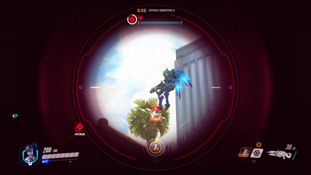 Heroes like Widowmaker require skill, but reward it with key eliminations.