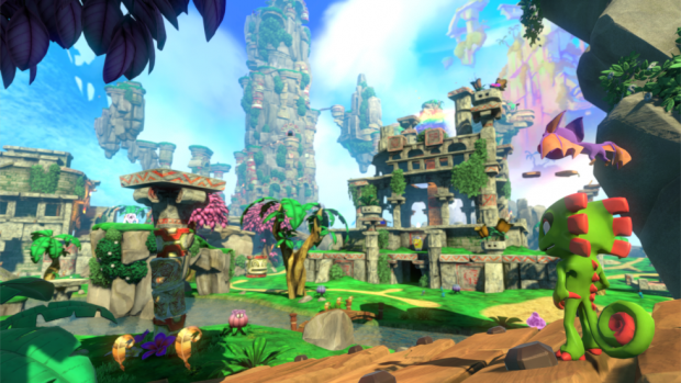 The platforming revival you've been waiting for: Yooka