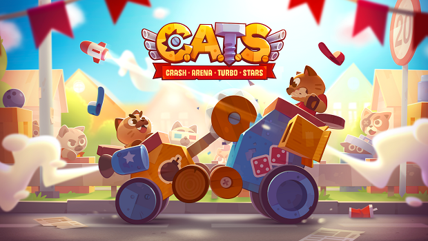 C A T S : Crash Arena Turbo Stars claws and crashes its way to