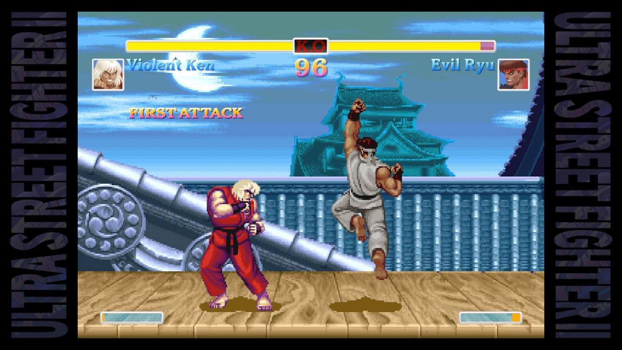 Old Game New Price Ultra Street Fighter Ii The Final