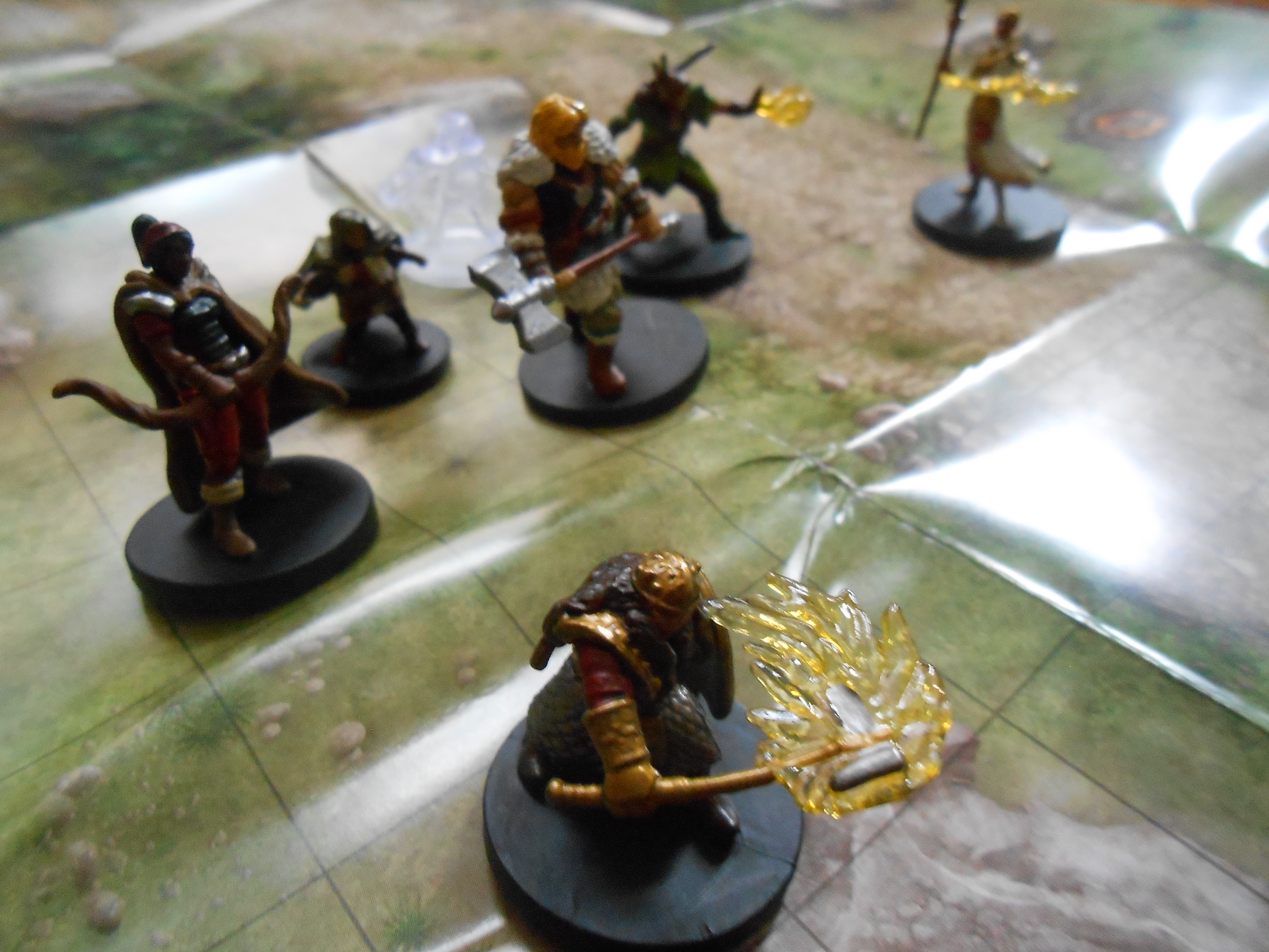 Let's Get the Party Started: D&D Icons of the Realms Epic Level