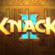 Screenshot of Knack II's logo