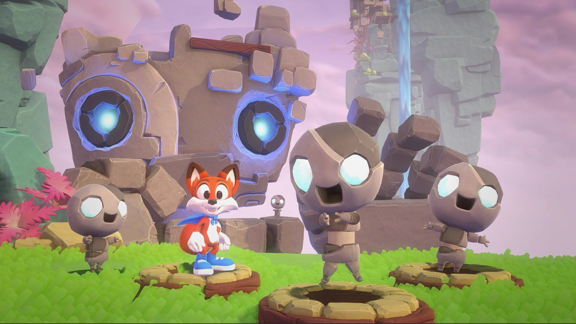 Super Lucky S Tale Takes A Spin In 4k On The Xbox One