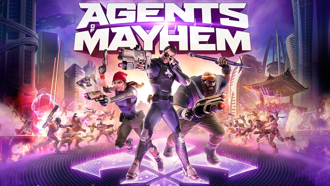Agents of Mayhem - Best Adventure Game of E3 2017 - Nominee