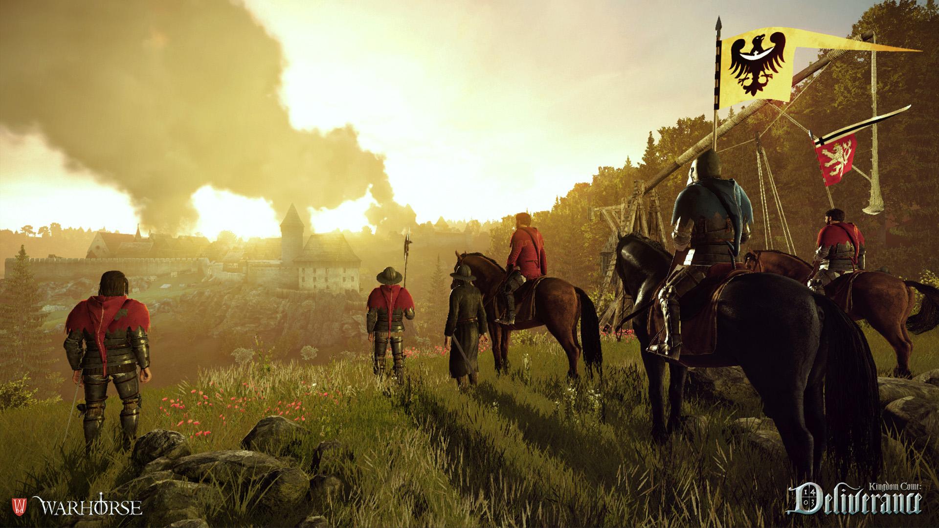 Kingdom Come: Deliverance - Best RPG of E3 2017 - Nominee