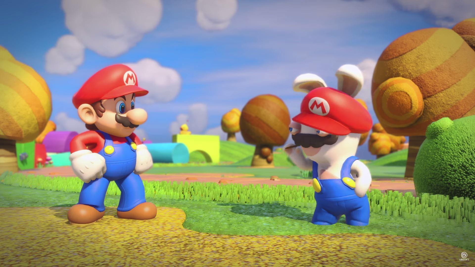 Mario + Rabbids Kingdom Battle - Best Strategy Game of E3 2017 - WINNER