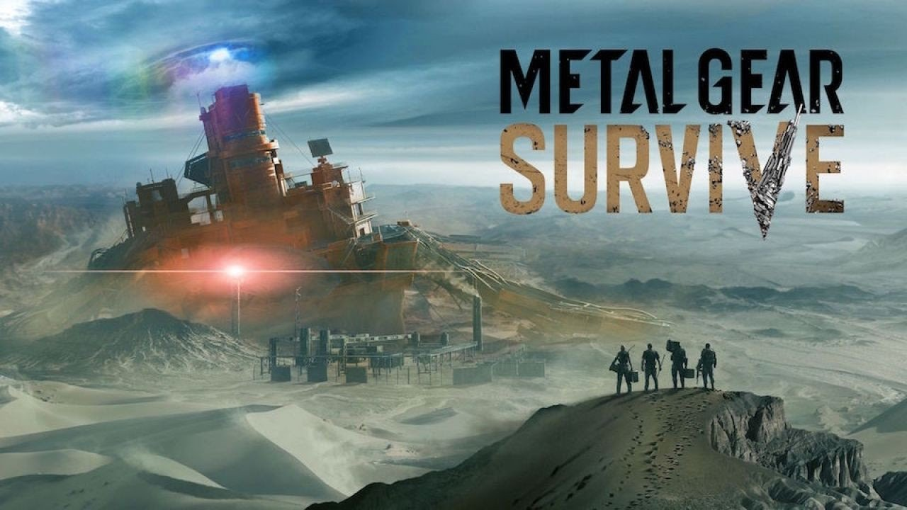 Metal Gear Survive - Best Multiplayer of E3 2017 - Nominee