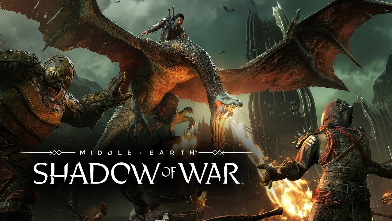 Middle-earth: Shadow of War - Best of E3 2017 - Gold
