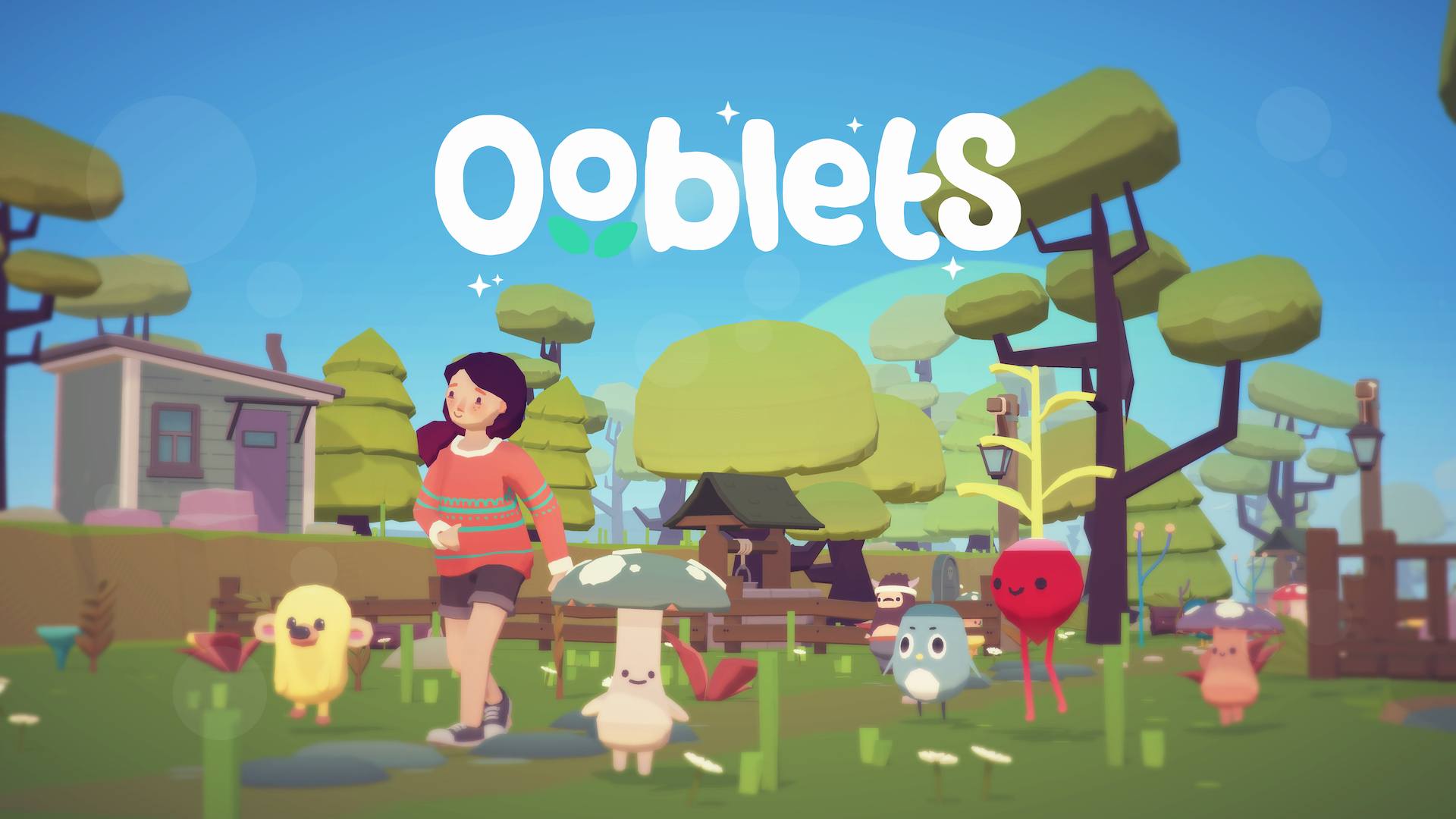 Ooblets - Best RPG of E3 2017 - Nominee