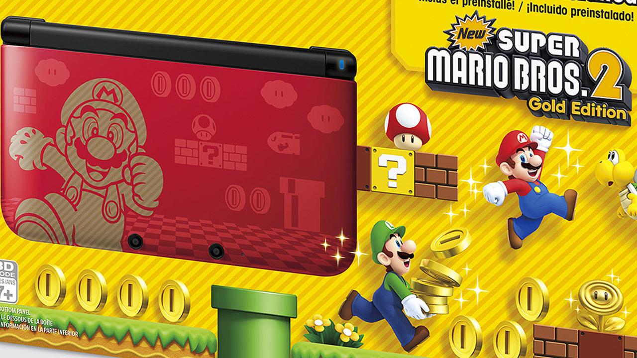 Nintendo Announces 2ds Bundle With New Super Mario Bros 2 For
