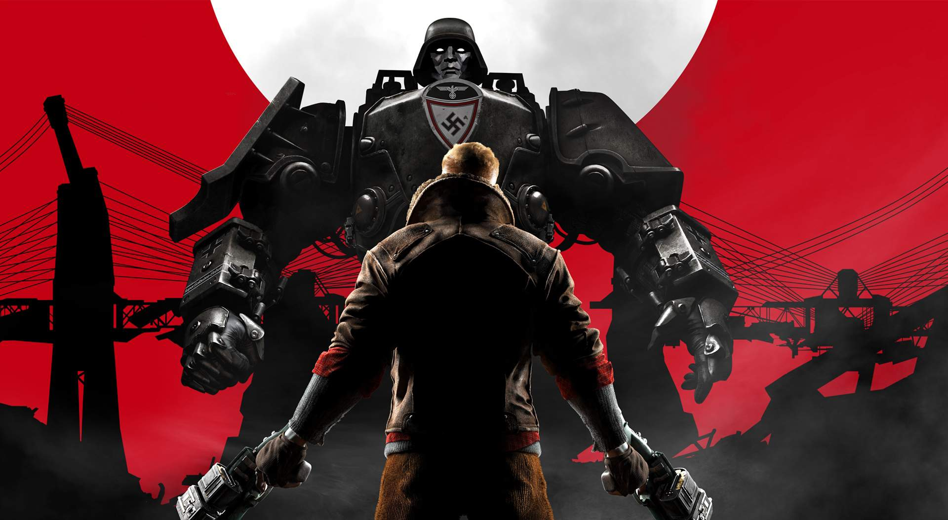 Wolfenstein II - The New Colossus - Best of E3 2017 - Silver