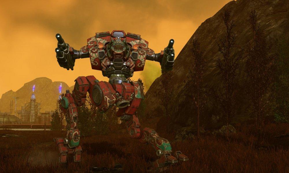 Let The Battle Begin Mechwarrior Online Civil War Pack Gaming Trend