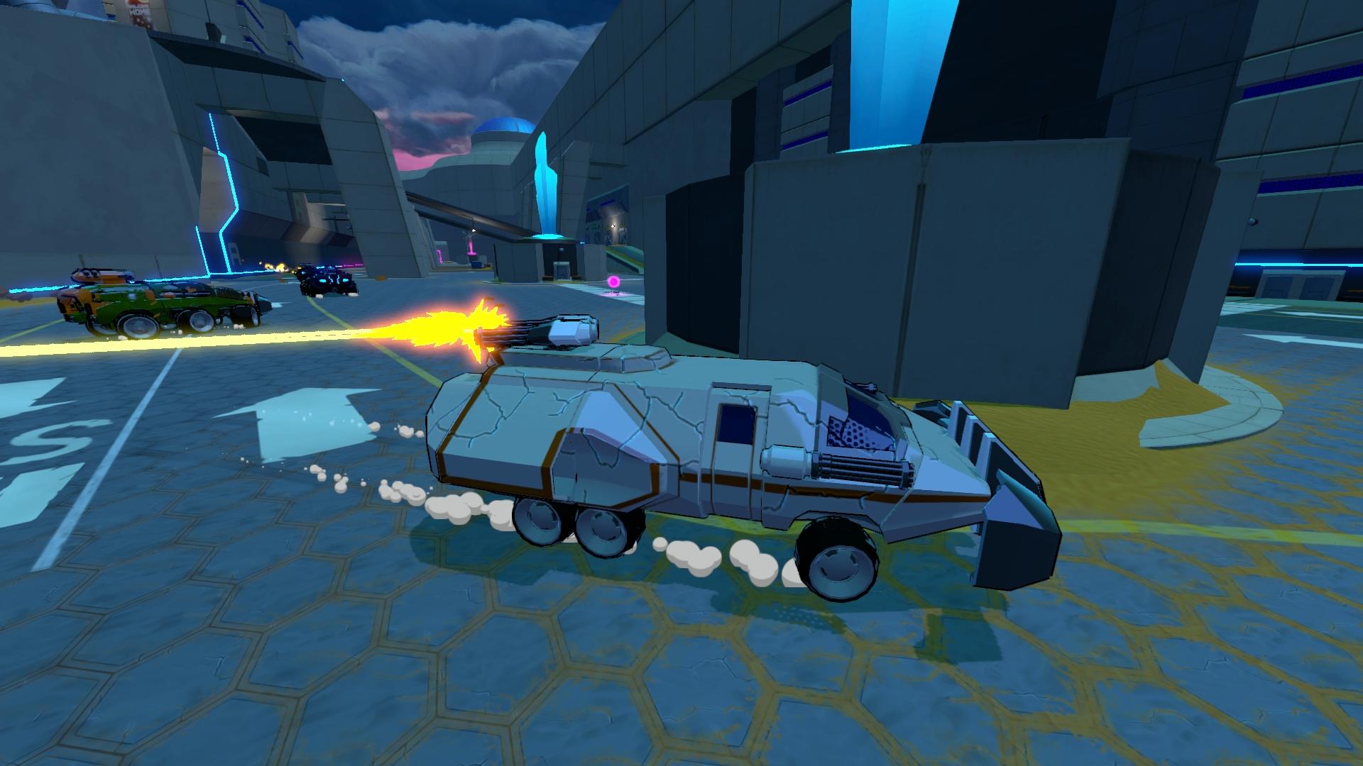 Team Deathmatch Ghost Town SAIGE HType 01