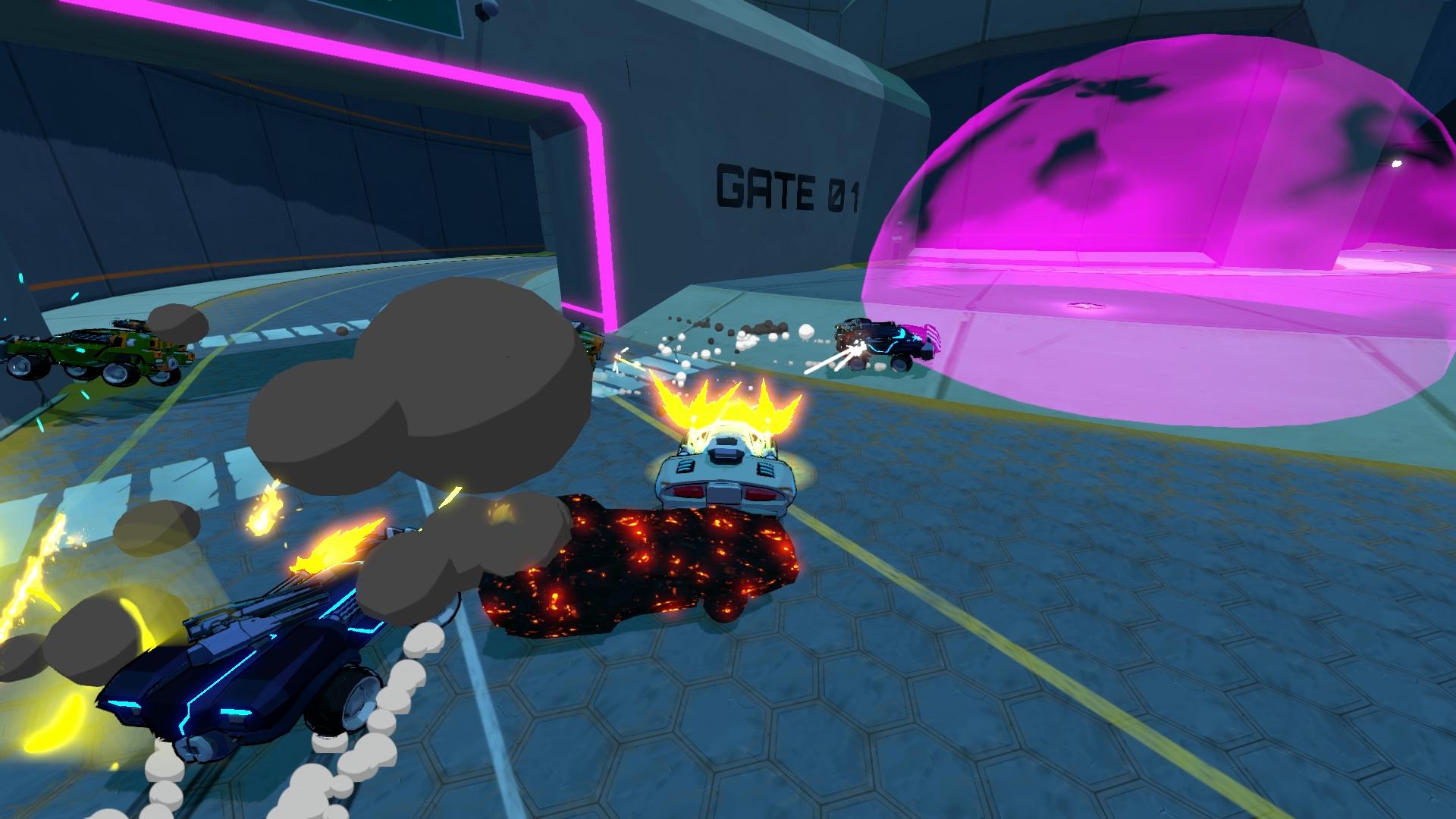 Team Deathmatch Ghost Town SAIGE MType 01