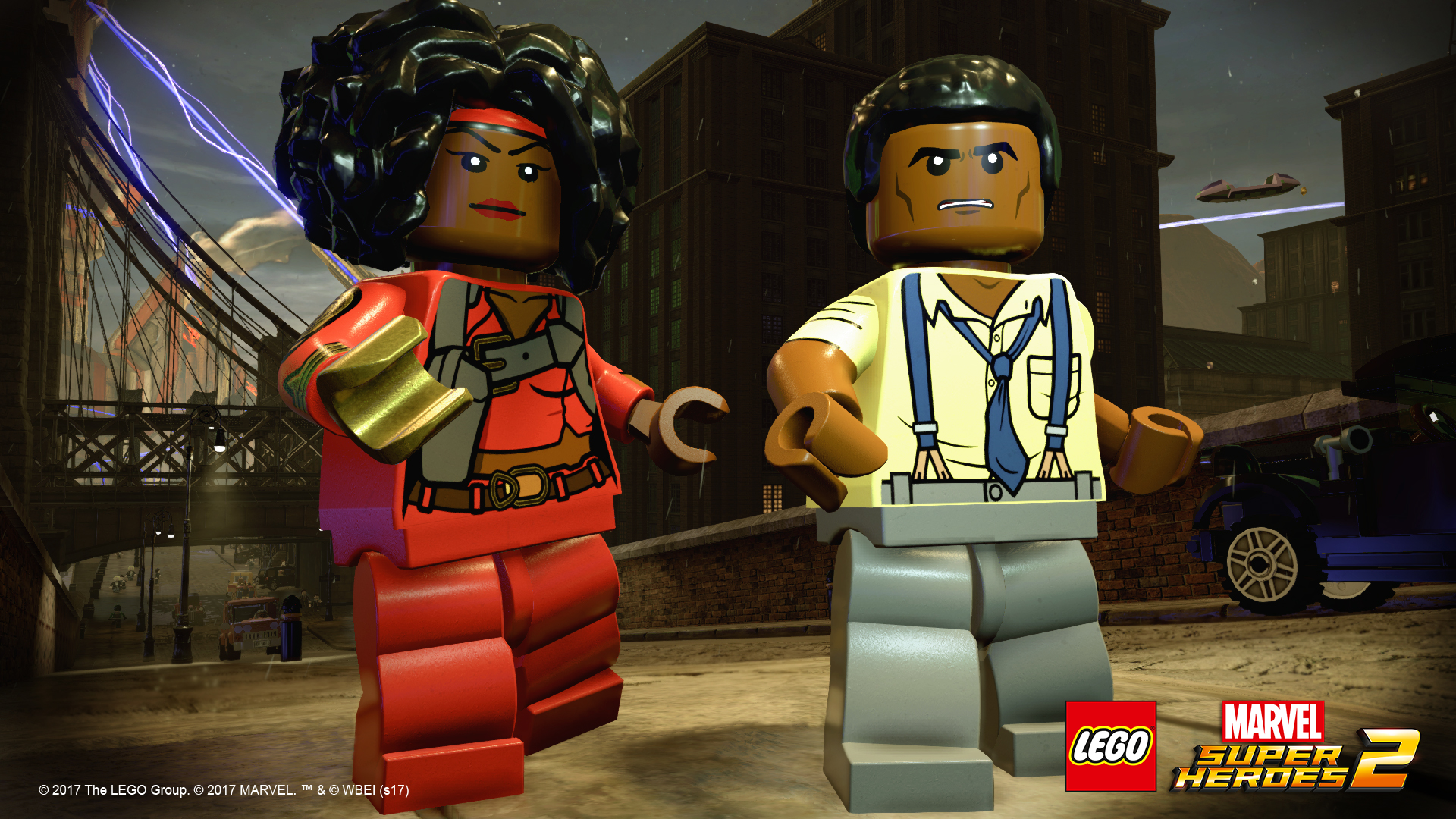 New Characters Season Pass And More Revealed In Lego