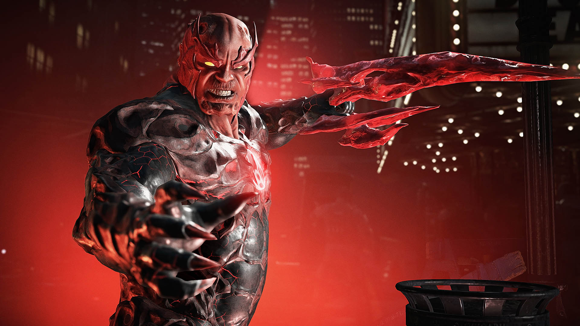 Injustice 2 is now available on PC, Hellboy DLC coming at a