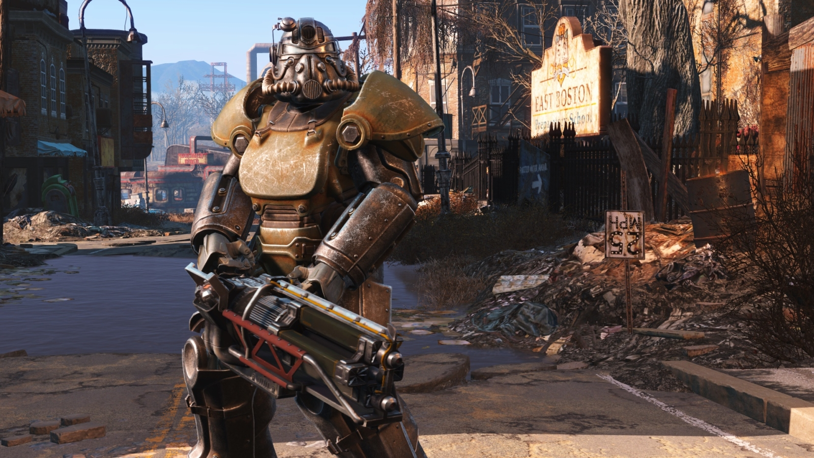 Virtual Wasteland — Fallout 4 VR Vive review – GAMING TREND