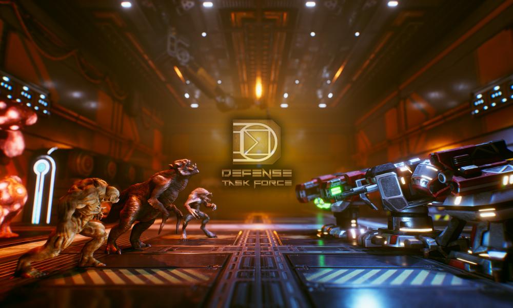 Small dev team tower defense game, Defense Task Force ...