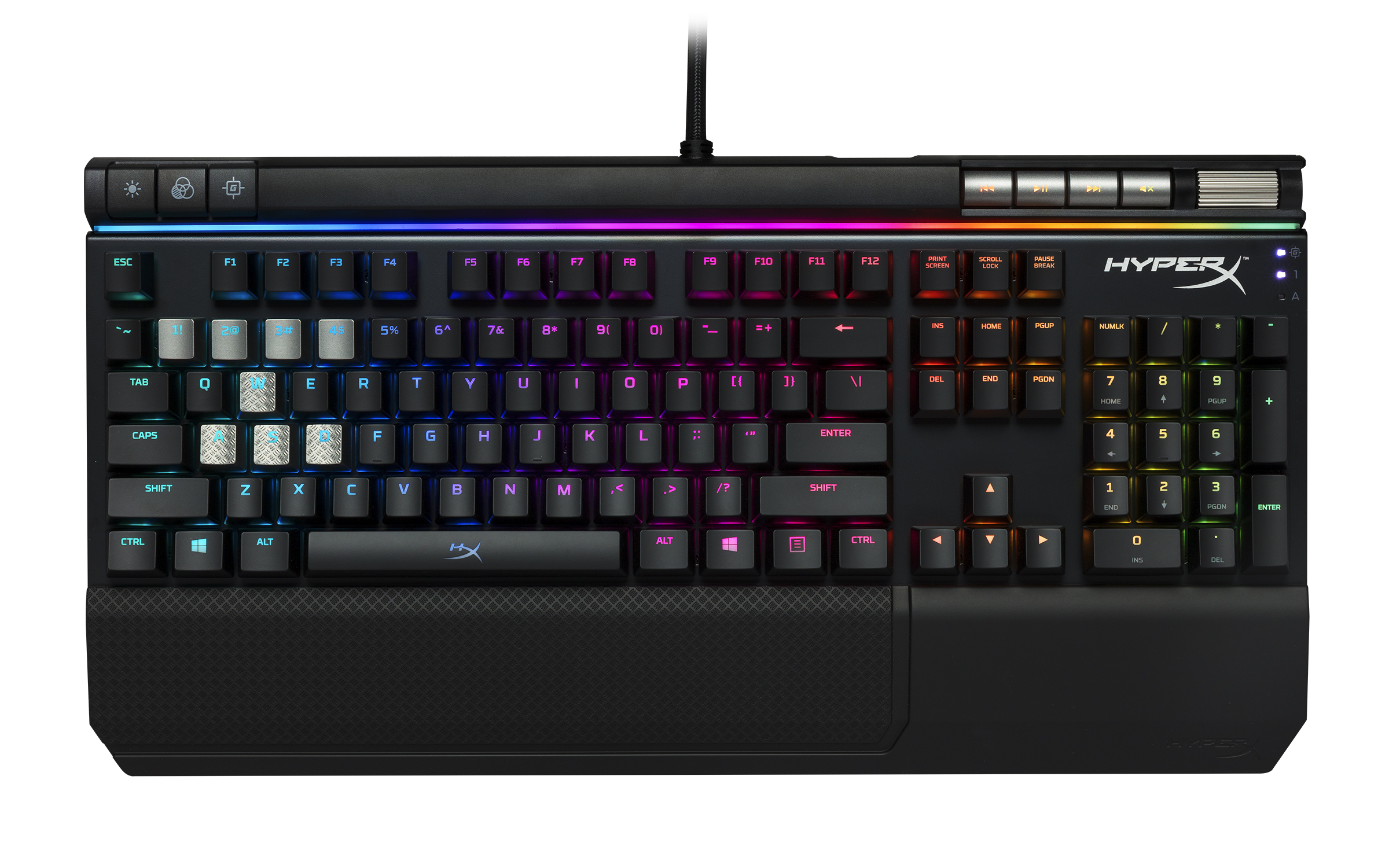 HyperX Alloy Elite RGB Keyboard_Image 3