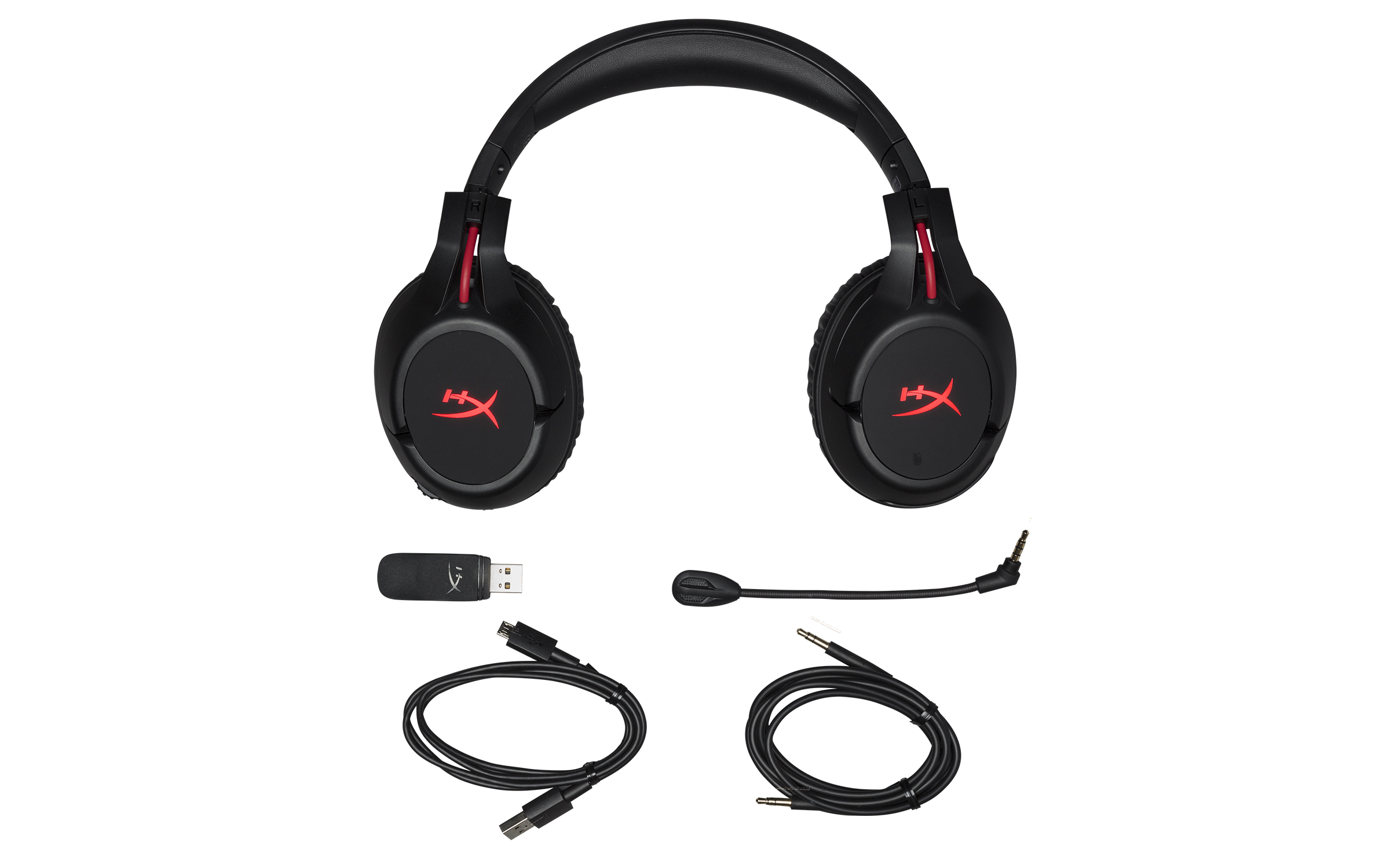 HyperX Cloud Flight and Accessories