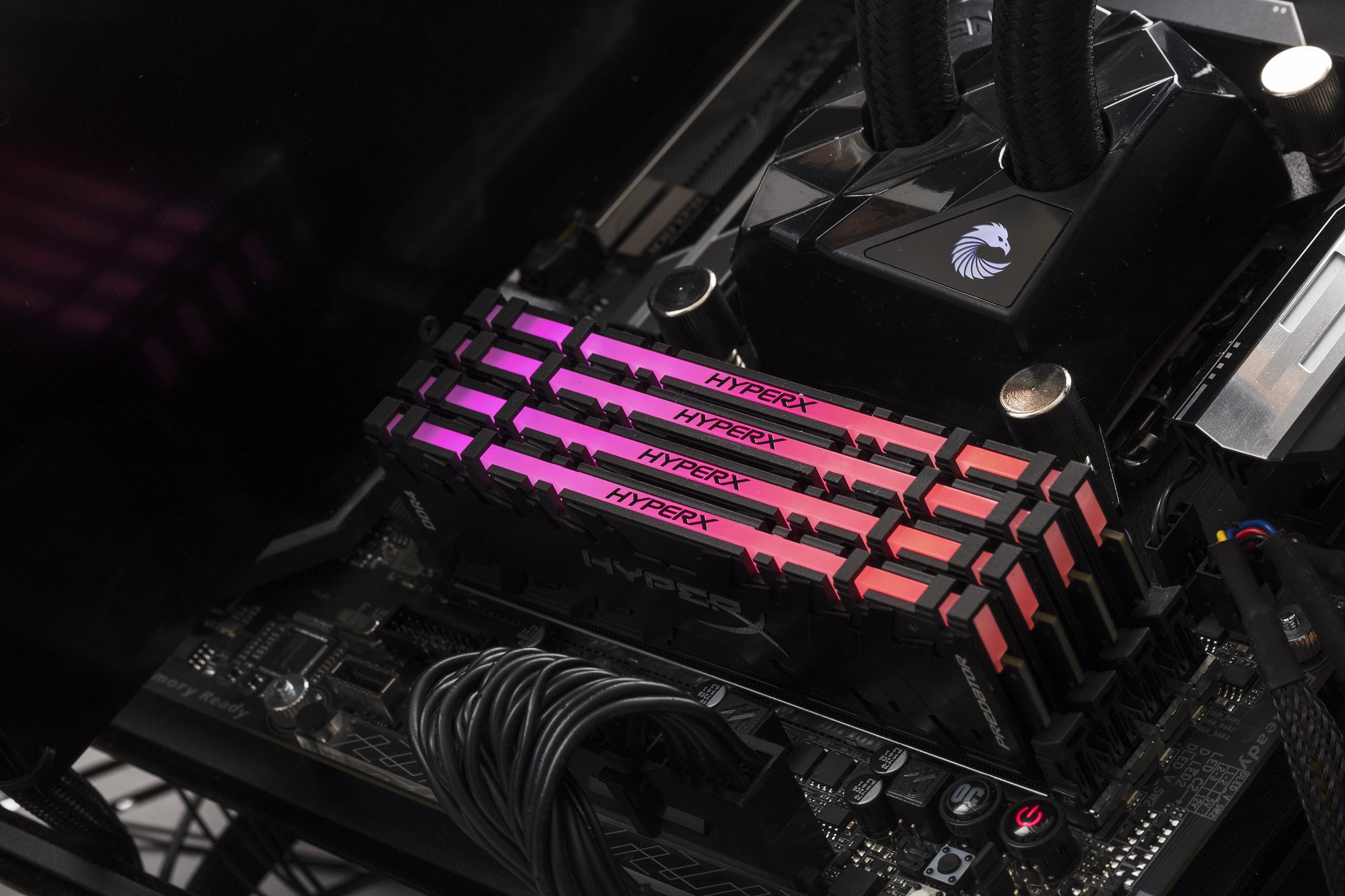 Predator DDR4 RGB Memory 2