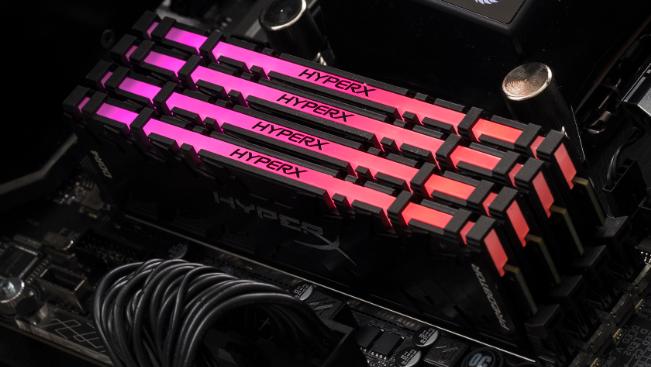 Predator DDR4 RGB Memory