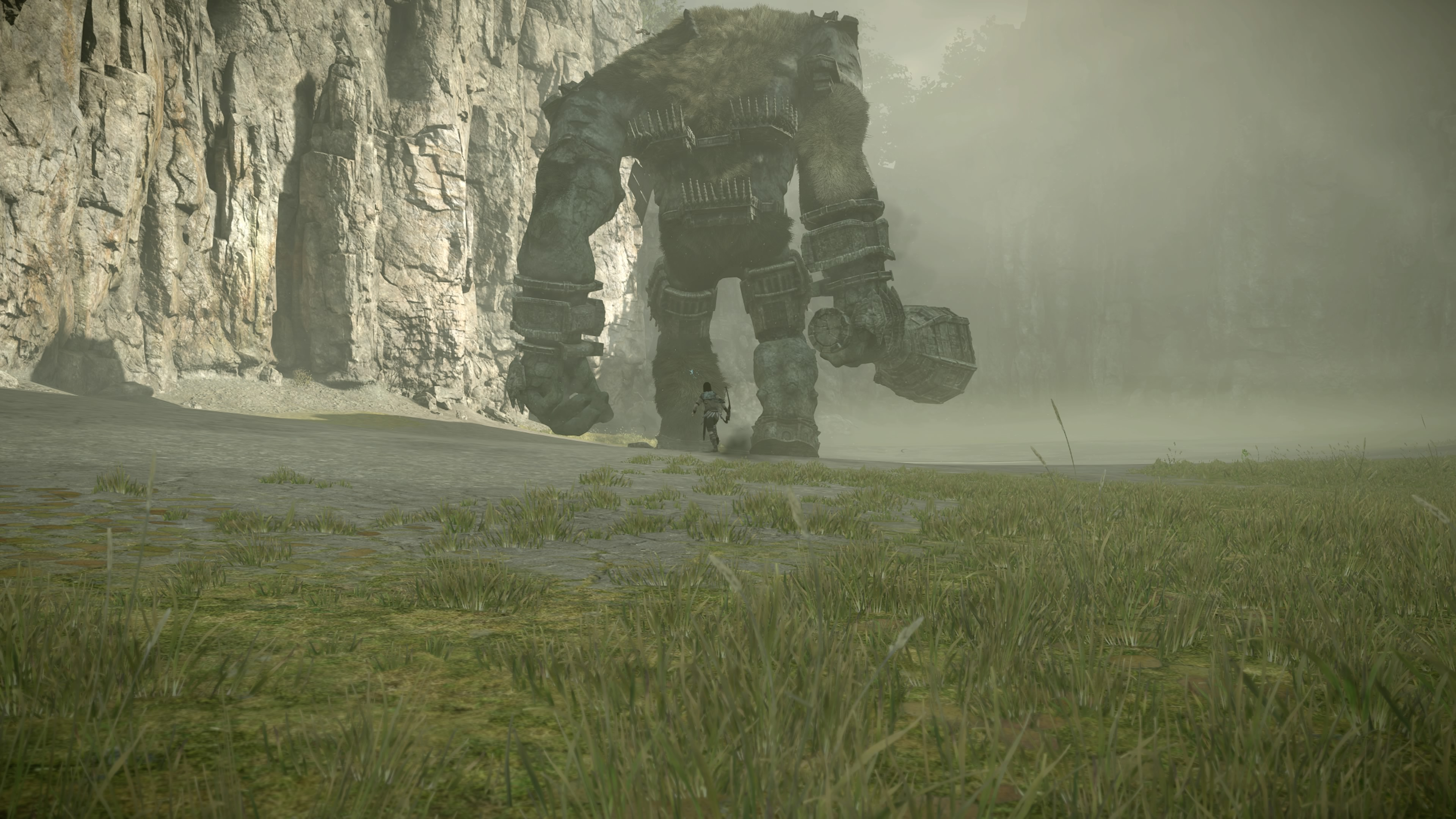 Shadow of the Colossus - PS4 Pro - 04