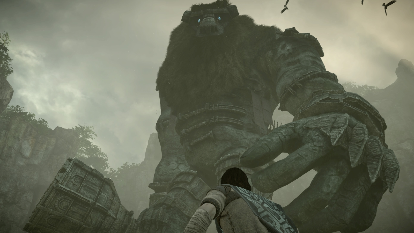Perfection Remastered Shadow Of The Colossus Gaming Trend