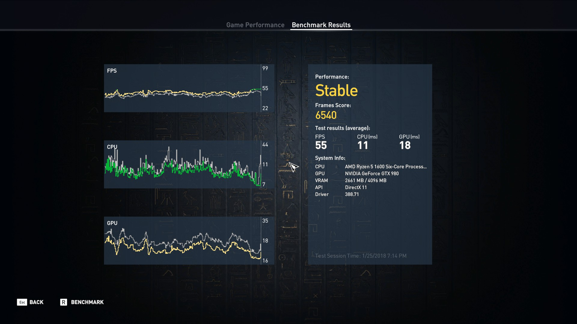 ACOrigins - 980 - Very High - 1080p - results